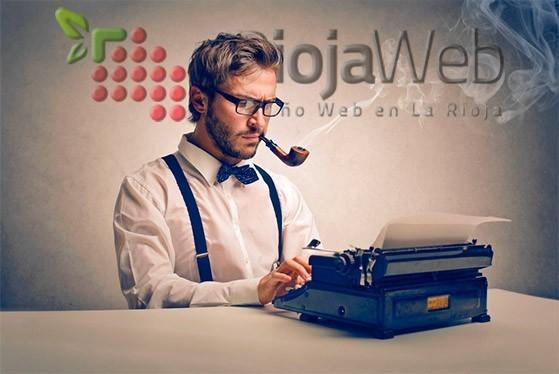 Redacción de Contenidos para Páginas web en Logroño