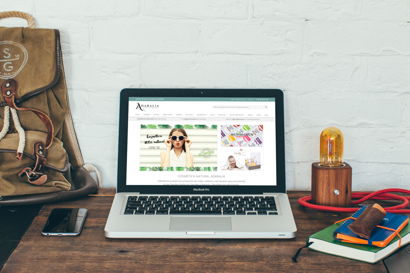 Adaralia - Tienda Online