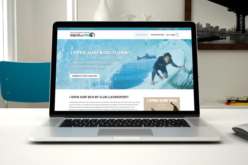 Open Surf Barcelona